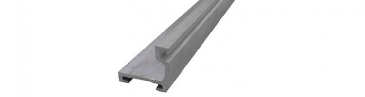 рамка за вграждане на алуминиева изтривалка профил за изтривалка алуминиева рамка алуминиева рамка за вграждане L профил за изтривалка