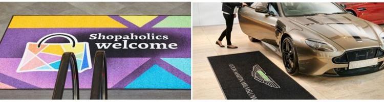 изработка на изтривалки и килими с ваш дизайн