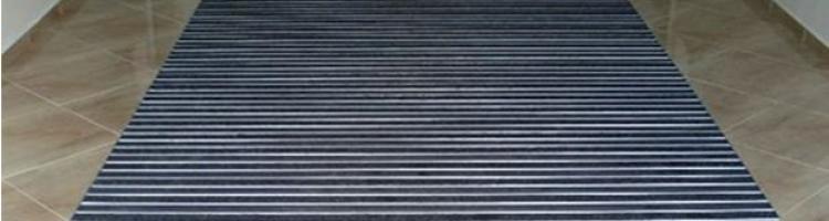 изтривалки с гумени вложки алуминиеви изтривалки за вграждане в легло на пода изтривалка мокет четки гума