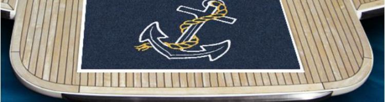 килим за палуба изтривалка за палуба постелка за кораб постелка за палуба