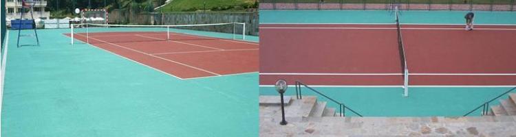 настилка за тенис външна спортна настилка за футбол София