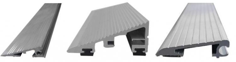 рампи за алуминиеви изтривалки