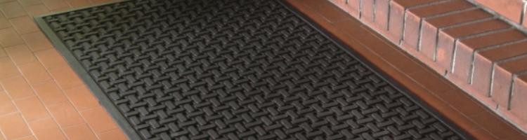 гумена изтривалка за производства и индустриална промишленост гумена подложка против подхлъзване с дупки