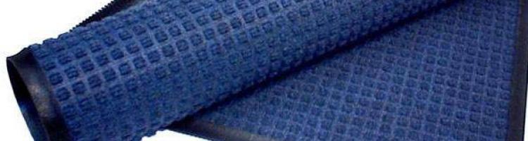 гумено-текстилни изтривалки входни изтривалки оребрени