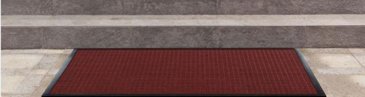 изтривалка цвят бордо с борд изтривалки за вход полипропиленови изтривалки изтривалка с гумена основа каучукова изтривалка с текстилни влакна