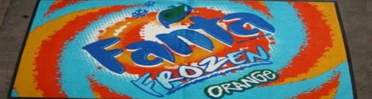 лого изтривалки по поръчка изтривалка с гумена основа килим с надпис и лого по дизайн килими с каучукова основа