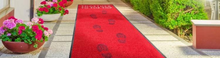 лого изтривалки с гумена основа изтривалка с картинка изтрвалки с изображение брандирани изтривалки и килими