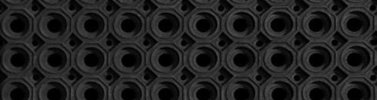 Изтривалки с отворени легла гумени изтривалки пчелна пита каучукова изтривалка с дупки
