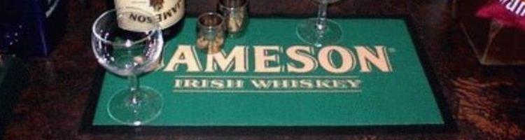 постелка за ресторант подложка за бар подложка за чаши и бутилки с рекламно лого