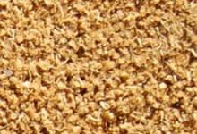 кокосова изтривалка цвят натурален ествествени кокосови изтривалки с гумена основа