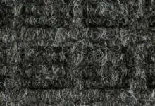 Black 005 текстилна оребрена мокетена изтривалка полипропилен с гумена основа за външно ползване изтривалка тип гофрети оребрена за вътрешно и външно ползване