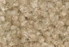 бежова текстилна изтривалка полиамид бежов килим с лого материал полиамид 6.6