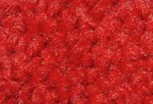 Scarlet 040 червена изтривалка полиамид с гумена основа червен килим с гумена основа червен килим под наем червена пътека под наем за събития