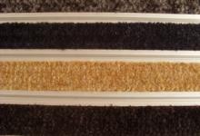 HD60 brush active алуминиеви профили алуминиеви изтривалки с вложки мокет и монофилни влакна за изчеткване изтривалки за вграждане в легло алиминиеви системни изтривалки входна изтривалка за натоварени зони