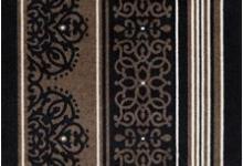 carpet logo лого мат logo mat изтривалка с вградени камъни Сваровски