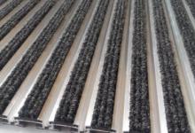 HD40 carpet алуминиеви изтривалки изтривалки от алуминиеви профили мокетени изтривалки с профили алуминиеви системни изтривалки с профили и вложка мокет и гума