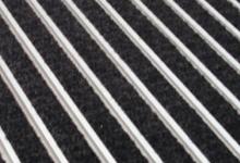 HD40 brush active изтривалки производство на алуминиеви изтривалки  алуминиеви профили с вложки за попиване и отстраняване на вода от подметките