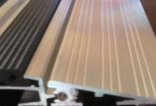Алуминиева рампа за изтривалки модел HD40 и HD60 алуминоеви рампи за под алуминиева рампа за денивелация в нивата на пода