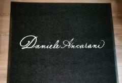изтривалка с лого Daniele Ancarani