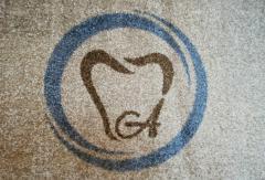 брандирана изтривалка изтривалка мокетена с лого стелка с картинка и зтривалка текстилна с надпис