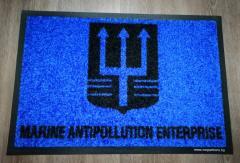 изтривалки лого iztrivalka изработка на стелки с гумена основа изтривалки пералня машина надпис върху изтривалка
