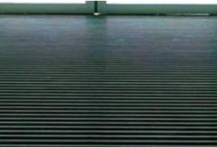 алуминиеви изтривалки по поръчка затворен отворен тип с гума четки мокет бруш