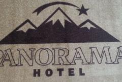 изработка на килим с картинка лого изображени лого килим хотел Панорама Паничище