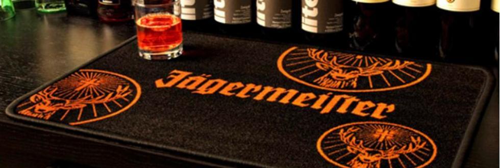 подложка за бар и кухня бар мат постелка за бар с лого подложка за чаши с лого подложка за барове и ресторанти с картинка лого надпис
